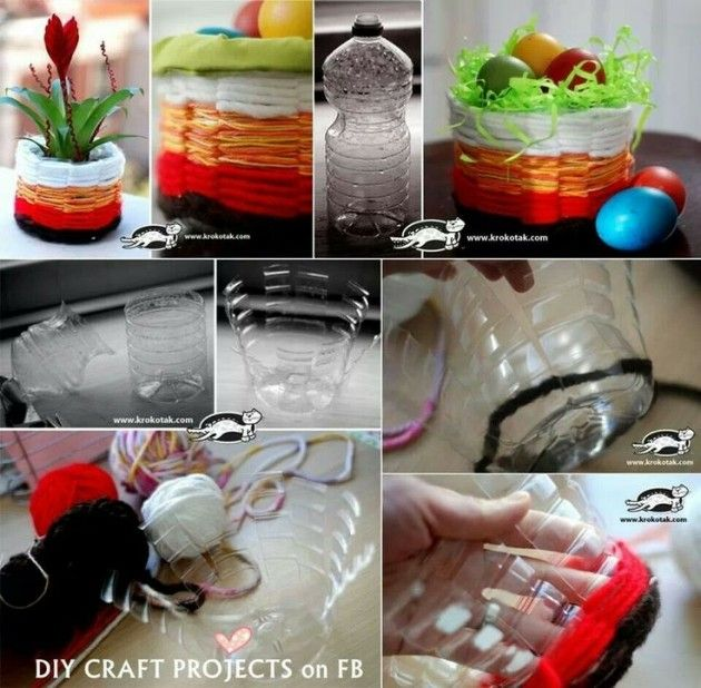 17 of The Worlds Best Tutorials On How to Reuse Plastic Bottles In Your Household
