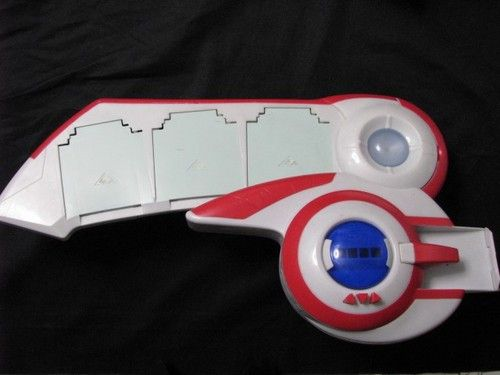 Yu Gi Oh Yugioh Duel Disk Academy Osiris Red Card Launcher Japan Import | eBay