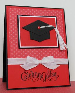 Just Julie B's Stampin' Space: Celebrating my Grad Girl!
