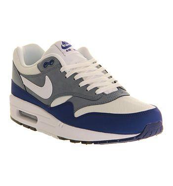 Nike Air Max 1 Royal Blue White Slate