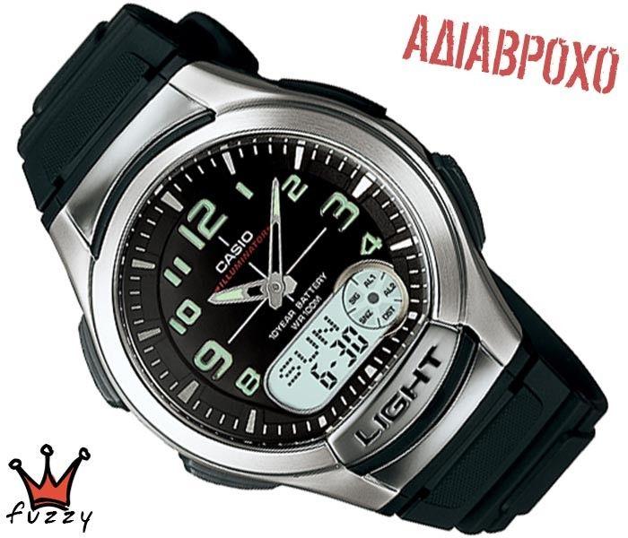 Ρολόι ανδρικό Casio (AQ-180W-1BV)