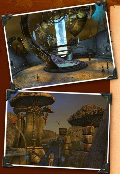 Myst Online: Uru Live - Play