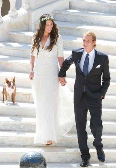 Koninklijk huwelijk in Monaco