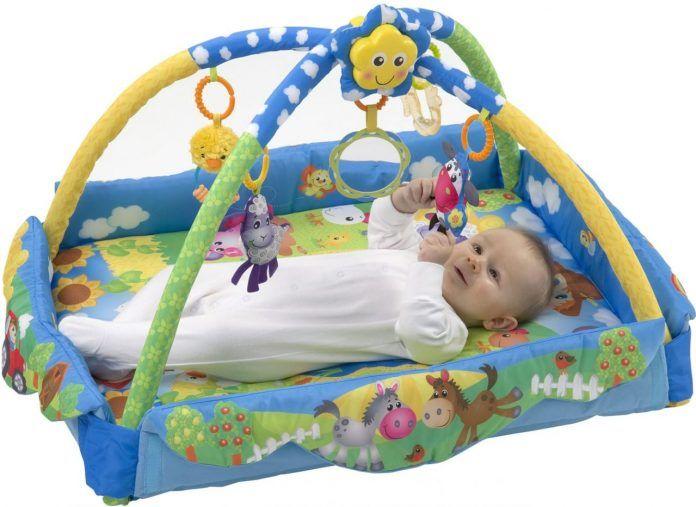 3 Aylık Bebek Oyuncakları Nelerdir?