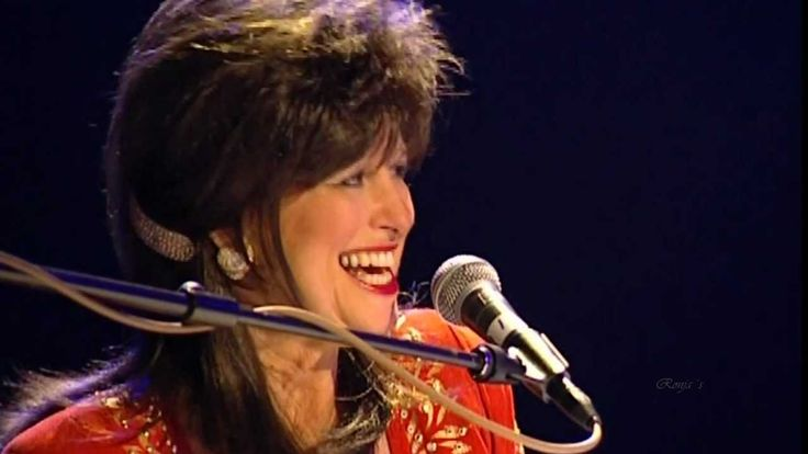 "Jessi Colter  & Waylon Jennings  -  ""Storms Never Last"""