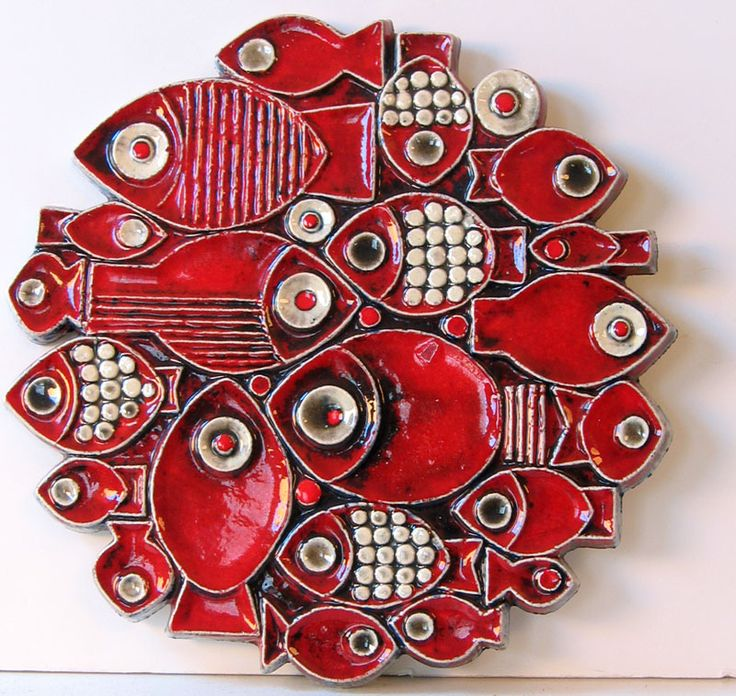 red fish-I love this!