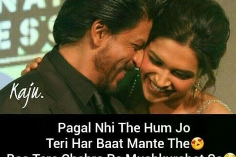 A Love Quotes In Hindi With Cute Dialogue Images Free Download