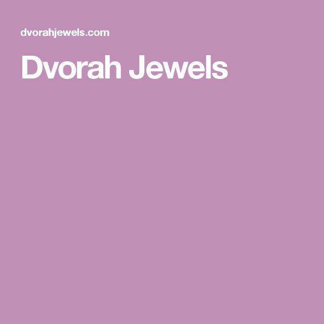 Dvorah Jewels