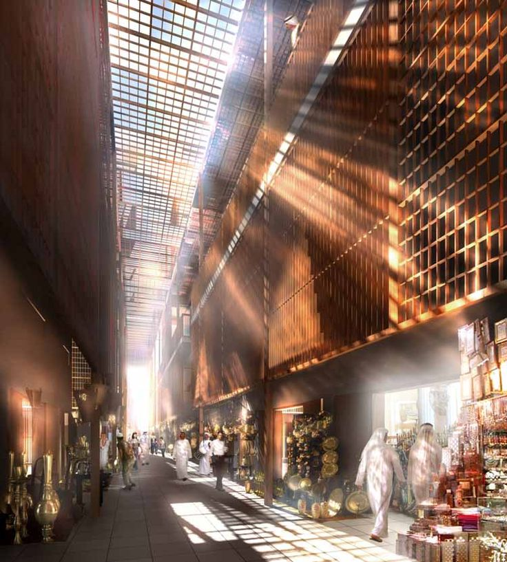 The Souk, Abu Dhabi Central Market | OpenBuildings