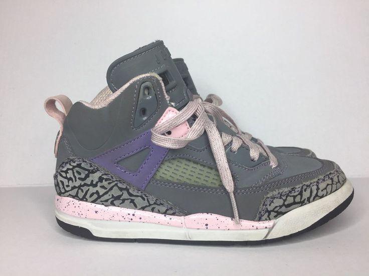 buy online 6fd95 fe5d8 ... Air Jordan Spizike Size 13.5c httpwww.asneakers4u.com 315371 091 Air  Jordan Spizike Cool Grey Stealth Black Light Graphite ...