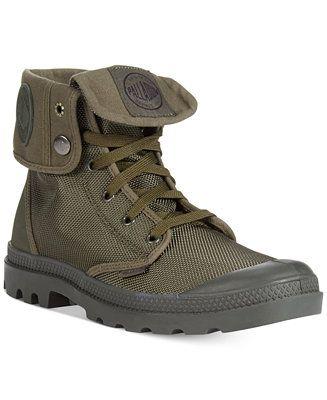 Palladium Monochrome Baggy II Boots - Boots - Men - Macy's