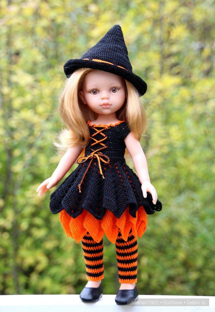Очаровательные ведьмочки! Игровые куклы Paola Reina. Evi Simba / Paola Reina, Antonio Juan и другие испанские куклы / Бэйбики. Куклы фото. Одежда для кукол