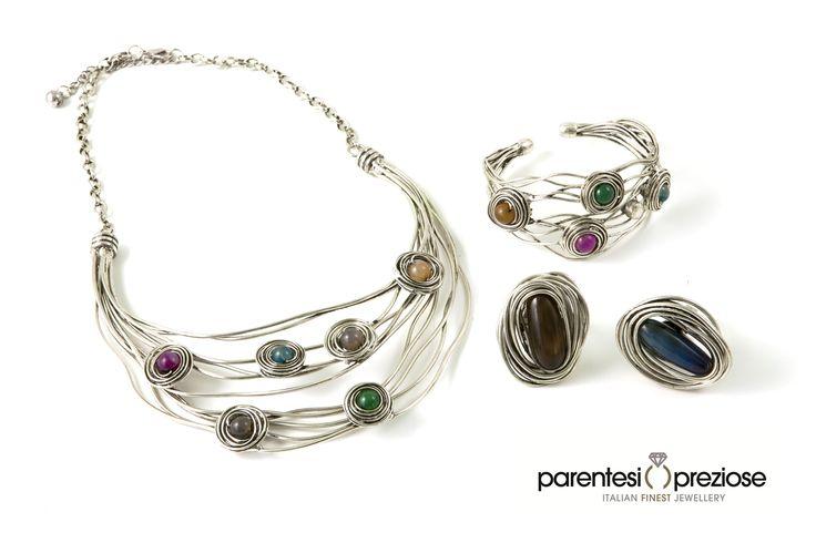 #ParentesiPreziose Italian Finest Jewellery......#Bijoux di gran classe!