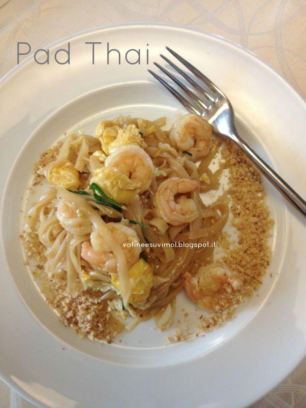 Pad Thai (original recipe)