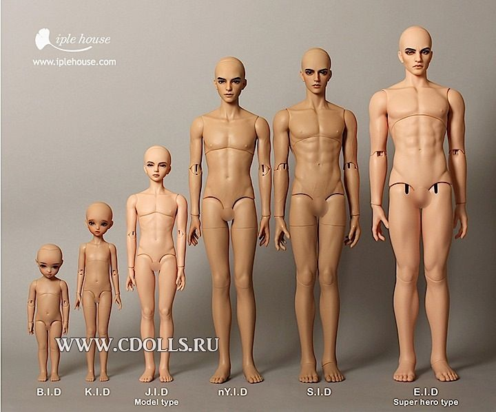 ball jointed dolls male - photo #28