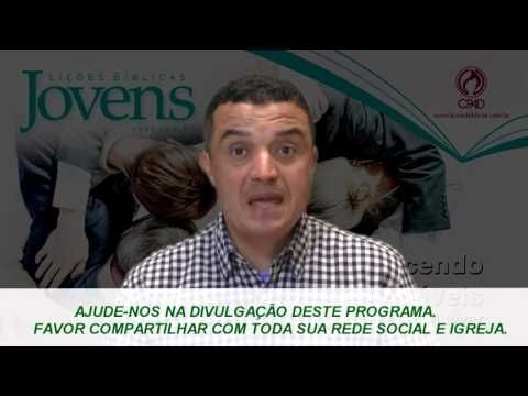 Fundamentos Bíblicos para Relacionamentos Saudáveis - Pr. Natalino das Neves - EBDWeb