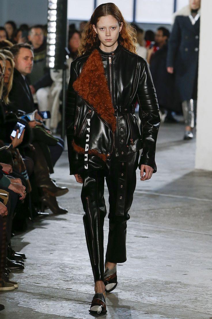 Défilé Proenza Schouler prêt-à-porter femme automne-hiver 2017-2018 17