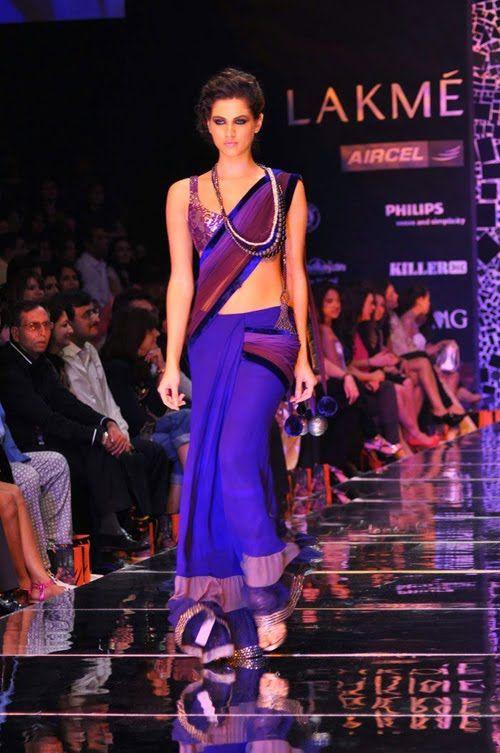 {Manish Malhotra – Lakme Fashion Week Winter/Festive} Part 1 | South Asian Bride Magazine