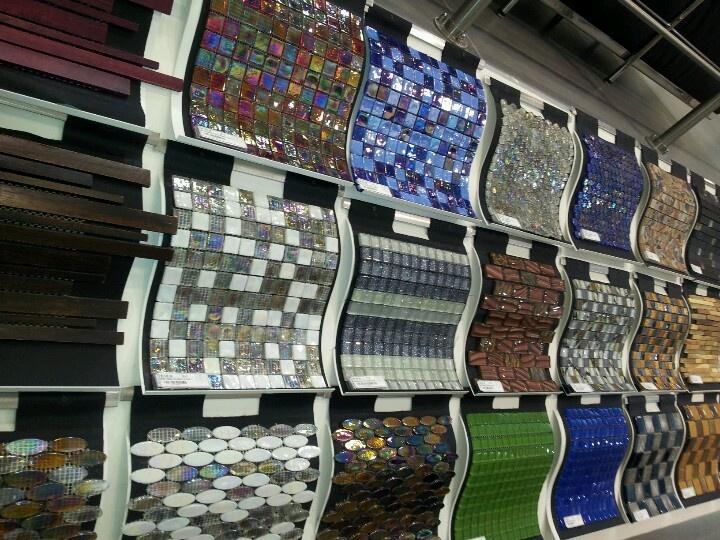 Tenemos mas de 100 diseños diferentes en mosaicos!