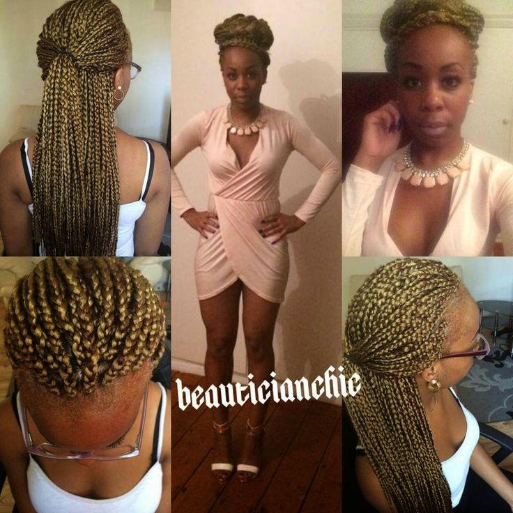 African hair braiding salons in london uk