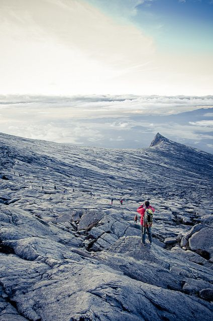 Mt Kinabalu Summit by Yves Andre