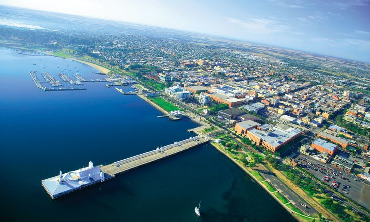Good photo in Geelong, Australia.