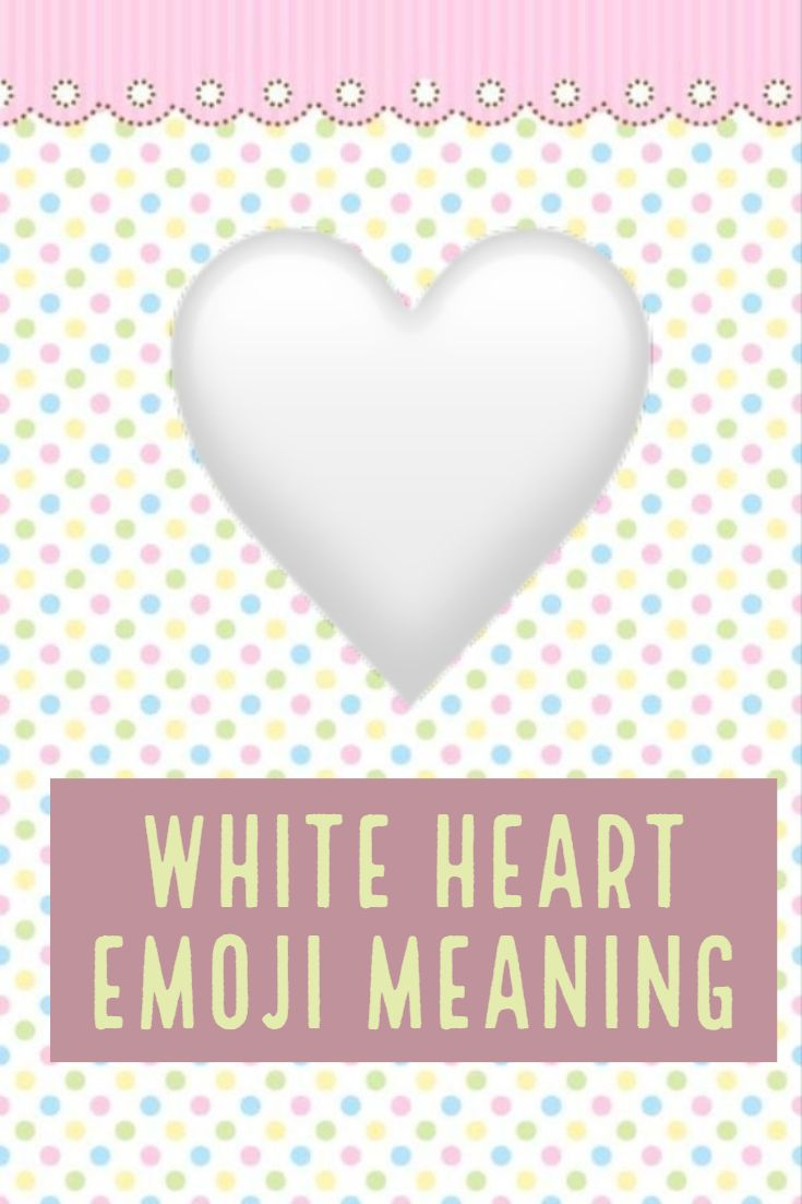 We Have Been Seeing Different Heart Emojis On Social Media And