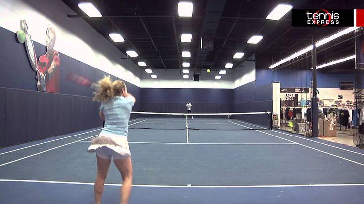 Babolat Pure Strike 100 Racquet Review   Tennis Express #racquetreview #videoreview #babolat #tennis #purestrike