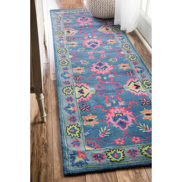 Nuloom Handmade Dotted Trellis Wool Kids Nursery Baby Pink: 311 Best Floors & Rugs Images On Pinterest