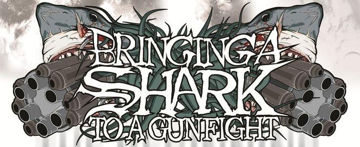 Bringing A Shark to a Gunfight.