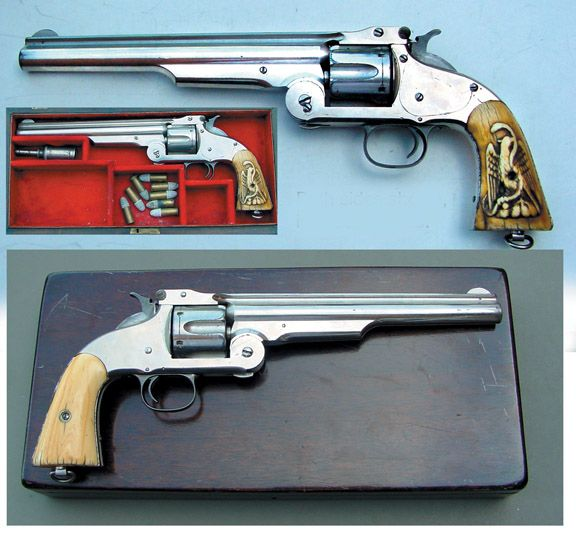 3. THE FIRST BIG BORE SIXGUN--THE