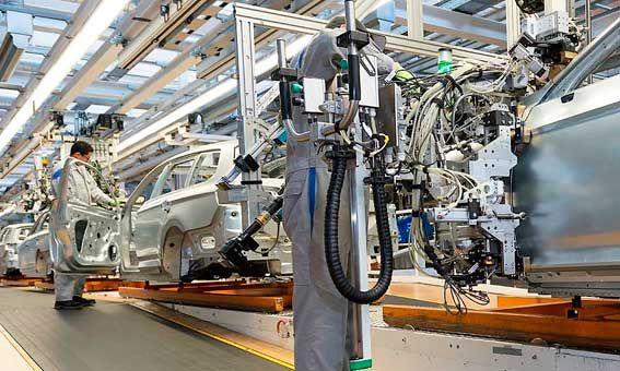 Volkswagen instala la cinta transportadora denimove® ultra-plana en su planta de Portugal