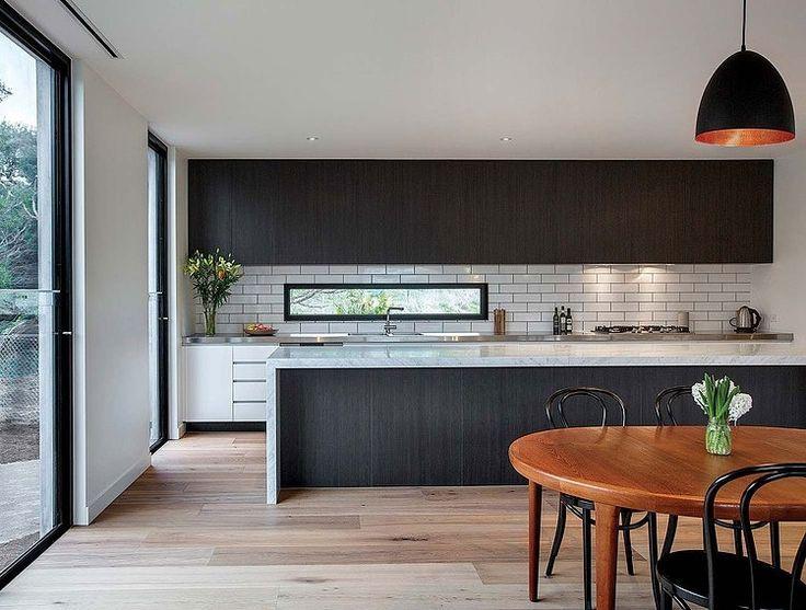 Clean Kitchen Interior