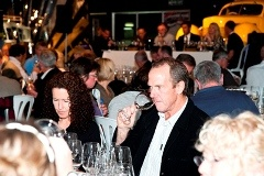 The Tutored Tasting at the World of Wearable Art and Collectable Cars Sept 2011