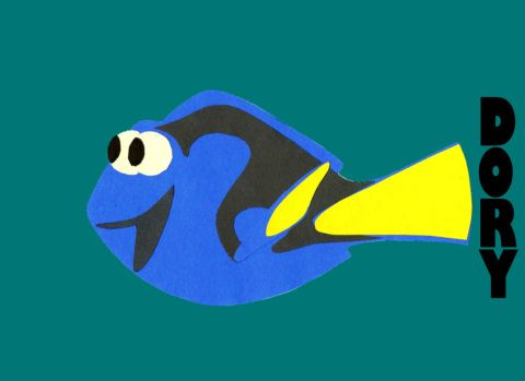 129 best images about finding theme on pinterest crafts for Finding dory crafts for preschoolers