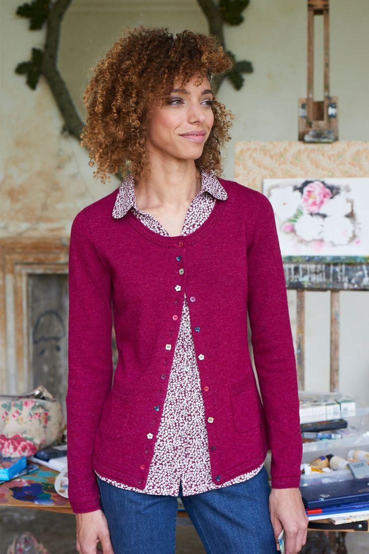 Spot The Dot Jersey Shirt  http://www.mistral-online.com/clothing-c50/tops-shirts-blouses-c2/spot-the-dot-printed-jersey-shirt-amaranth-white-p23141
