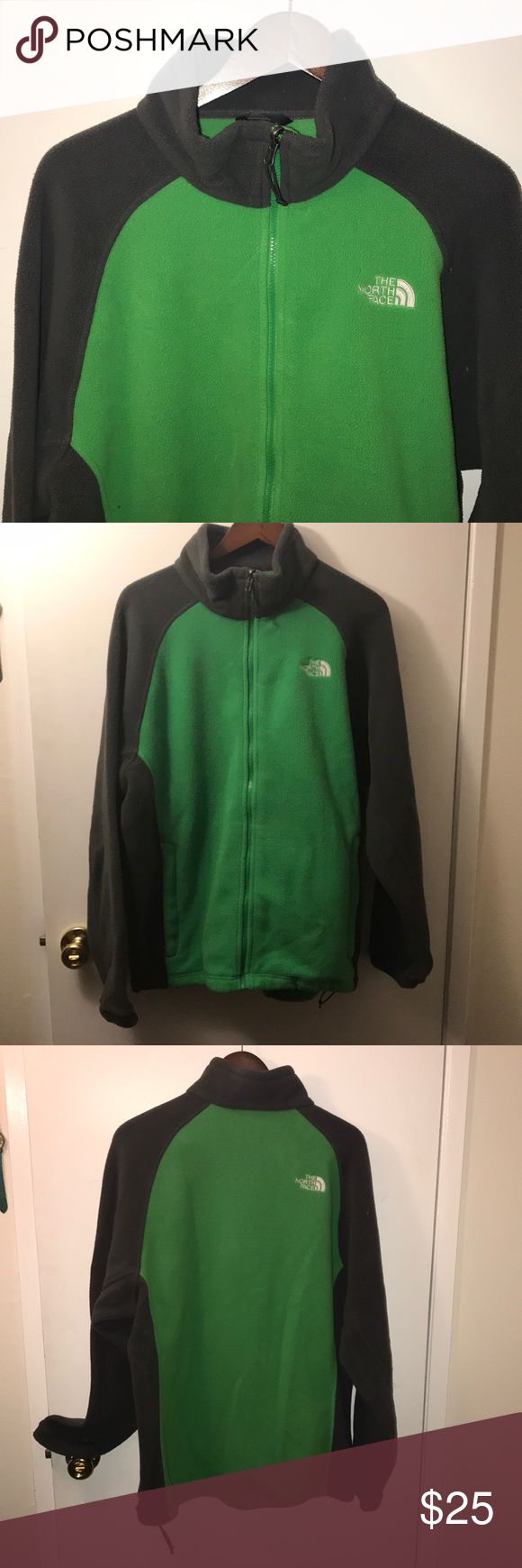 NORTHFACE outlet jacket Worn only around the house. Nice and comfy jacket for the cold months. ❄️ The North Face Jackets & Coats