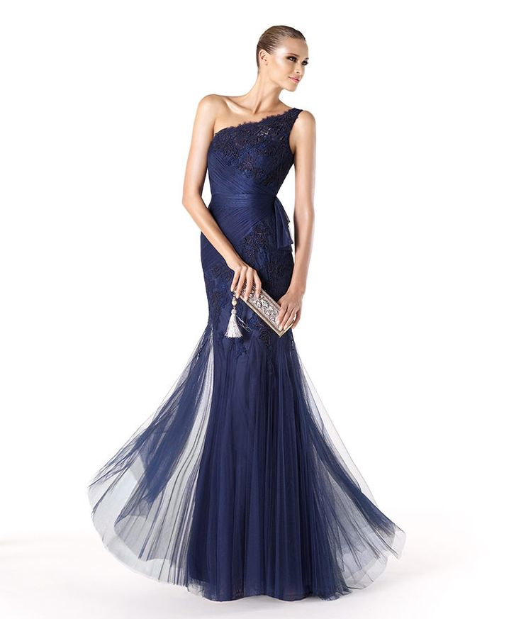 RIVA Blue   #EveningWear Bridesmaid dresses Evening Dresses www.finditforweddings.com
