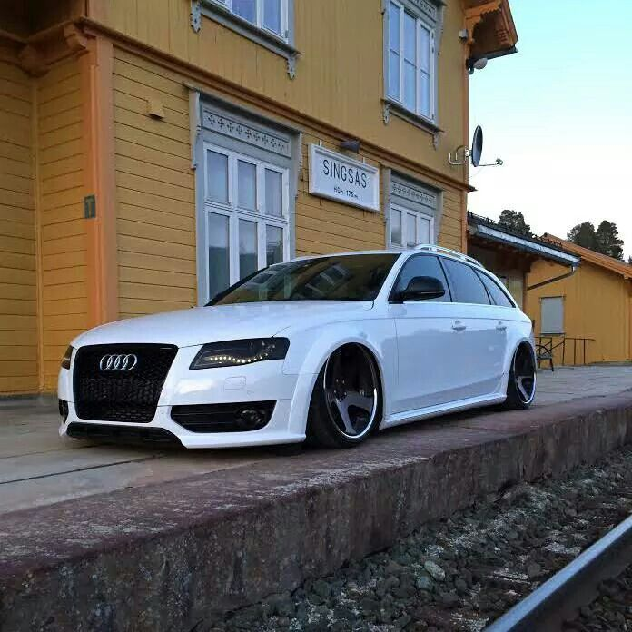 Audi Wagon, Audi, Audi Allroad