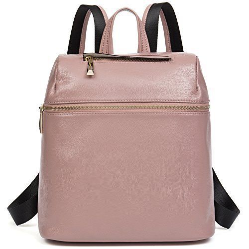 Genuine Leather Ladies Backpack Purse for Women Small College School Bag Travel #CALLAGHAN