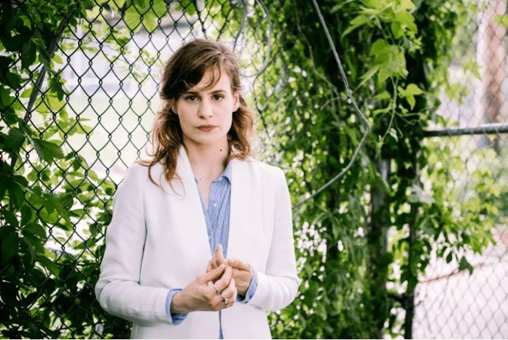 Christine and the Queens pour NYLON | Photo by © Nina Westervelt