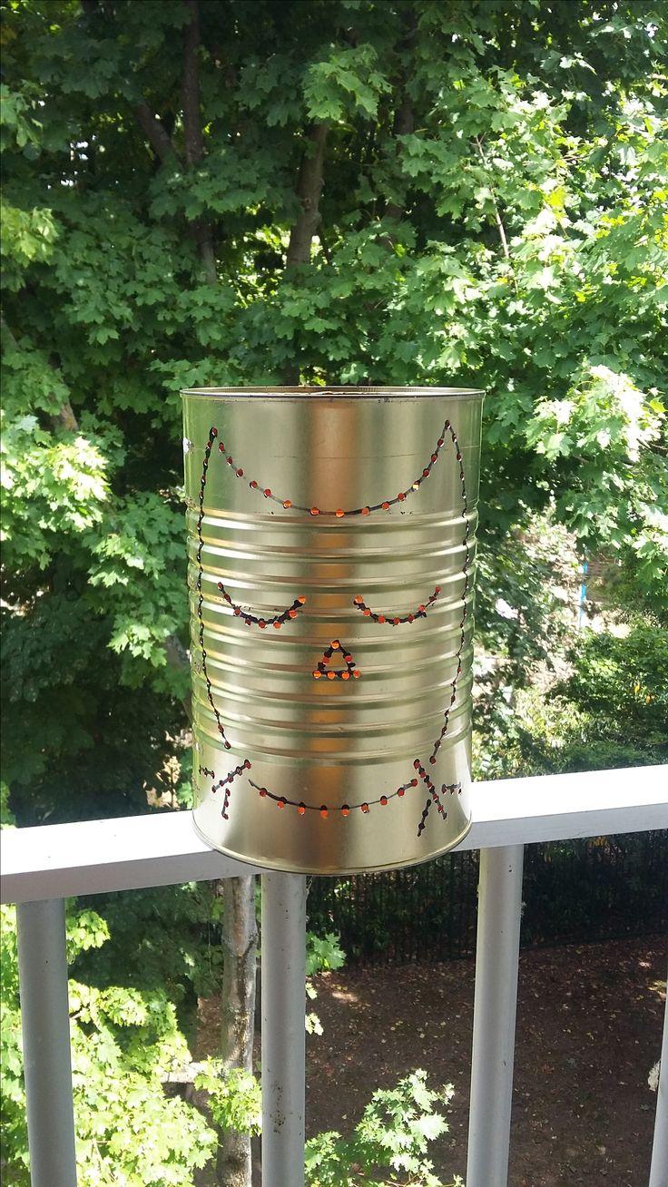 Comment faire sa propre lampe dans une conserve?https://www.facebook.com/mapausediy/photos/?tab=album&album_id=1382788775113982
