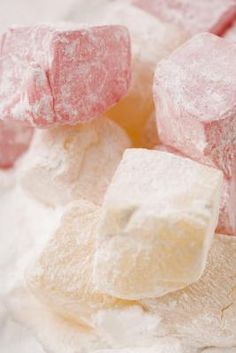 """""""How to Make Turkish Delight The Easy Way"""" Ever since Narnia I've been wanting to try this!"""