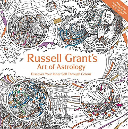 Russell Grants Art Of Astrology Discover Your Inner Self Through Colour Amazonco