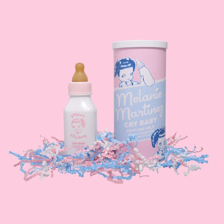 Cry Baby Perfume Milk (2.5 oz) - New Arrivals
