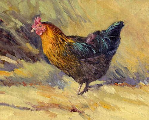 Joe garcia henny penny horton hayes gallery for Henny and paint