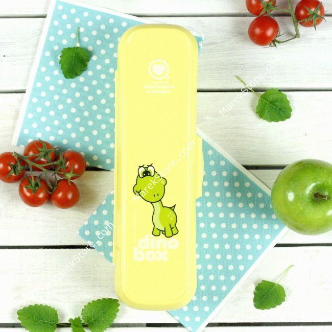 Pojemnik na bagietkę i przekąski dla dzieci - BPA FREE | TESCOMA DINO