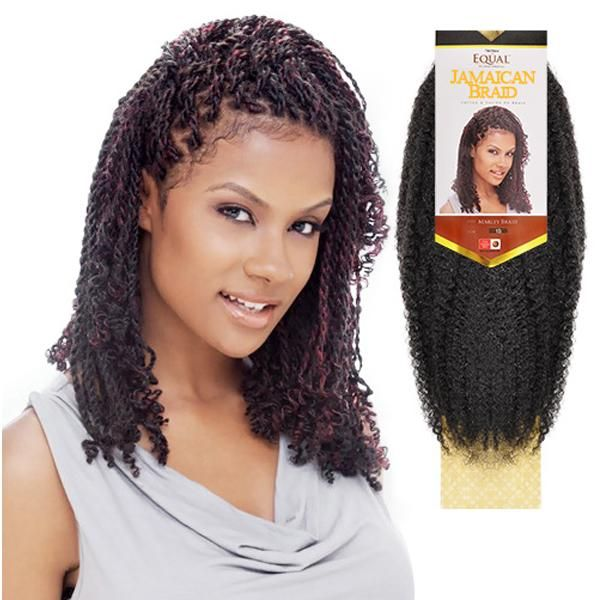 Freetress Jamaican Twist Braid VIEW COLOR CHART Softer