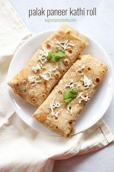 palak paneer wrap recipe                                                                                                                                                                                 More
