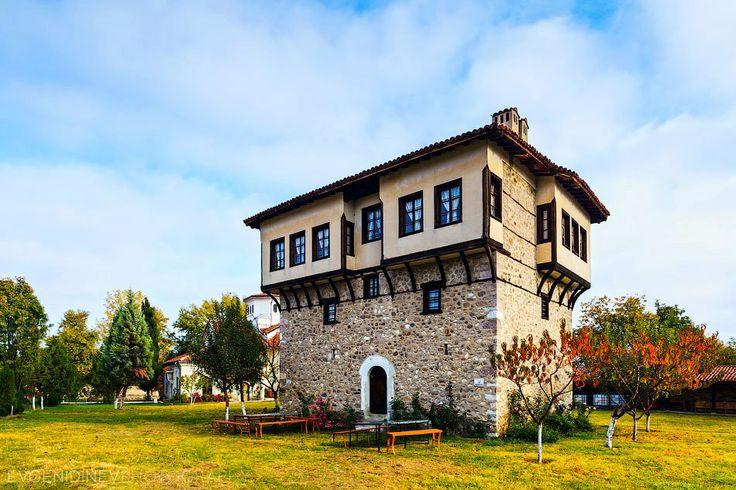 Rhodope Mountains, Arapovo monastery, Bulgaria